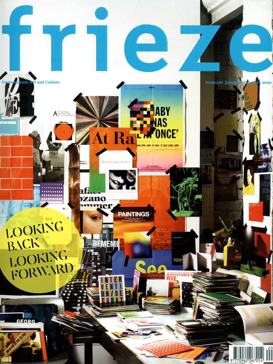 Jan 2009 - Frieze