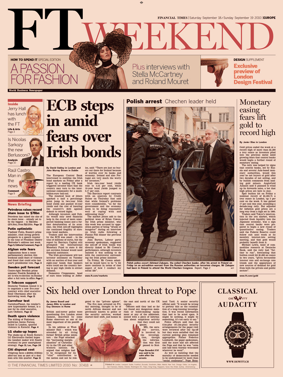 18 Sep 2010 - Financial Times